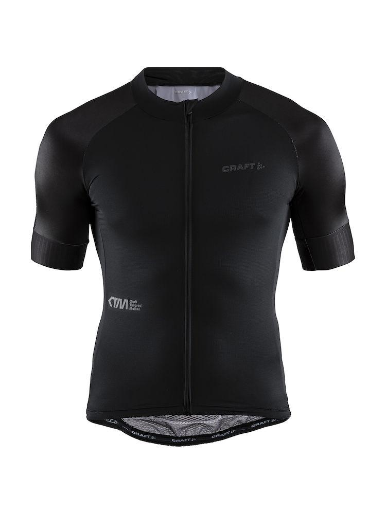 Craft Fietsshirt Heren Zwart  / CTM AEROLIGHT JERSEY M BLACK