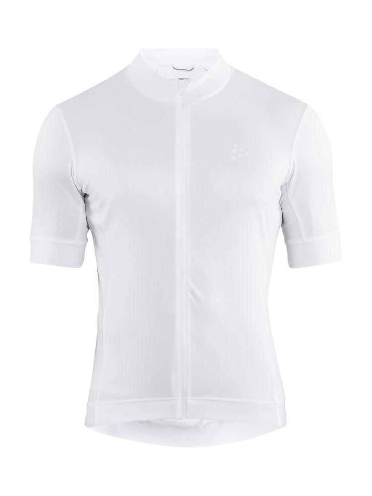 Afbeelding Craft Fietsshirt Heren Wit  / ESSENCE JERSEY M WHITE
