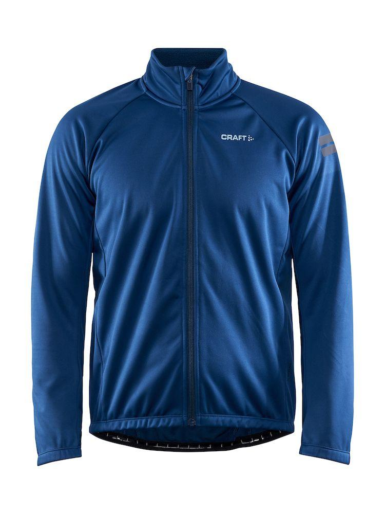 Craft Fietsjack Winter Waterafstotend Heren Blauw - CORE IDEAL JKT 2.0 M BEAT