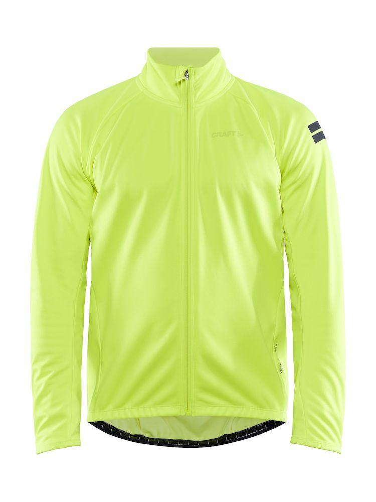 Craft Fietsjack Winter Waterafstotend Heren Fluo - CORE IDEAL JKT 2.0 M FLUMINO
