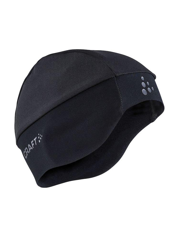 Craft Helmmuts Unisex Zwart - ADV THERMAL HAT BLACK