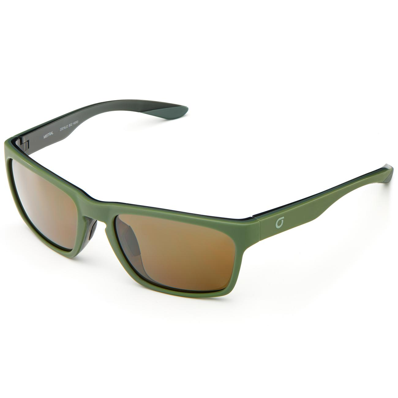Afbeelding Briko Casual zonnebril unisex Groen - Mistral Color HD Sunglasses Mt Green Cry -Kgr3