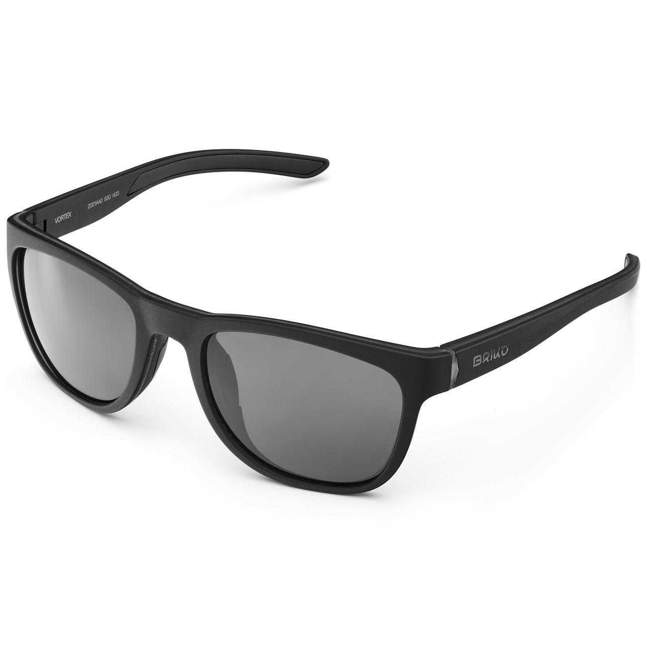Afbeelding Briko Casual zonnebril unisex Zwart - Vortex Color HD Sunglasses Mt Black Cry -Kg3