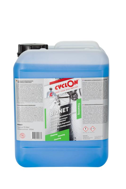 Afbeelding Cyclon Bionet  can 5ltr