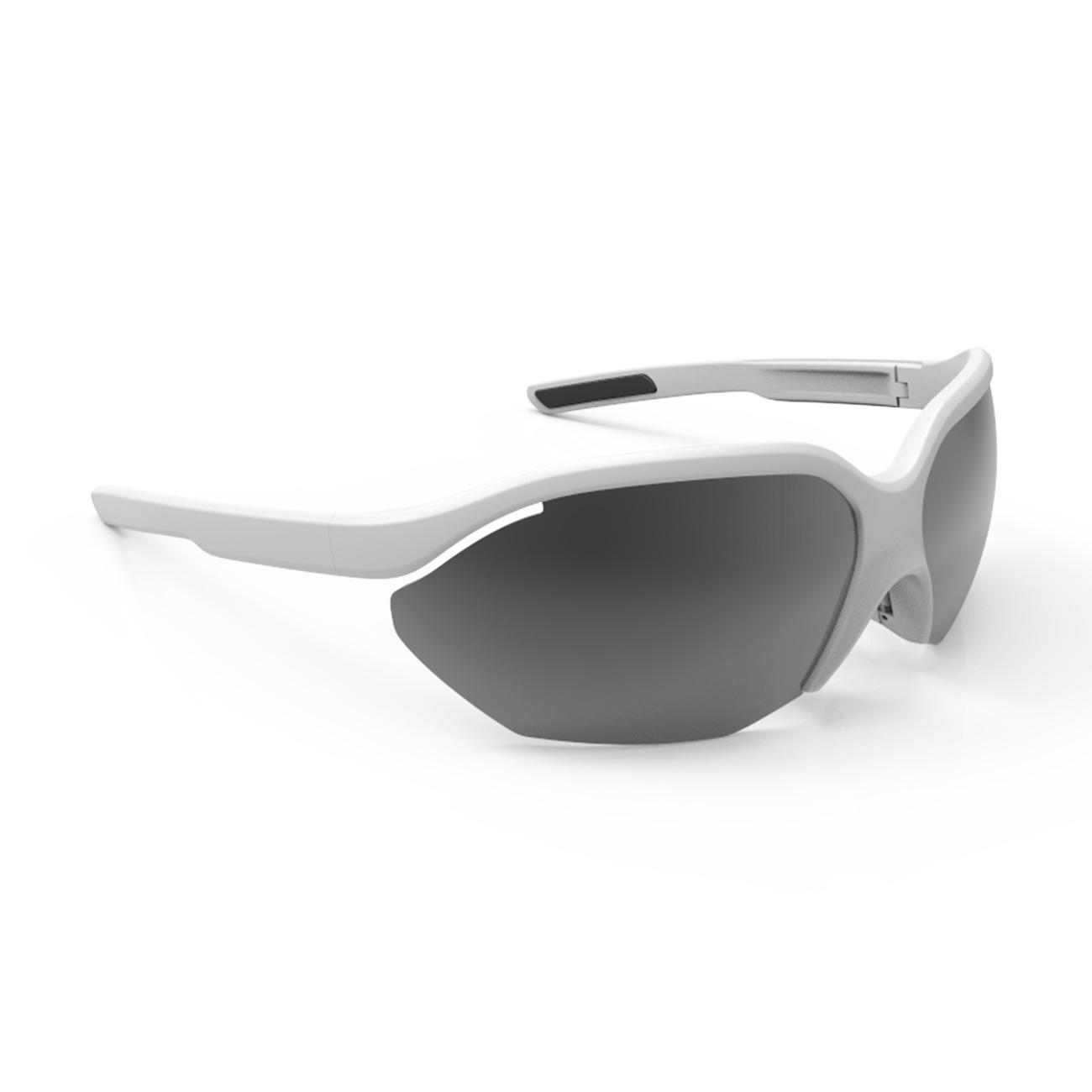 Afbeelding Briko Fiets zonnebril unisex Wit - Galaxy 2 Lenses Off White-SM3Y1
