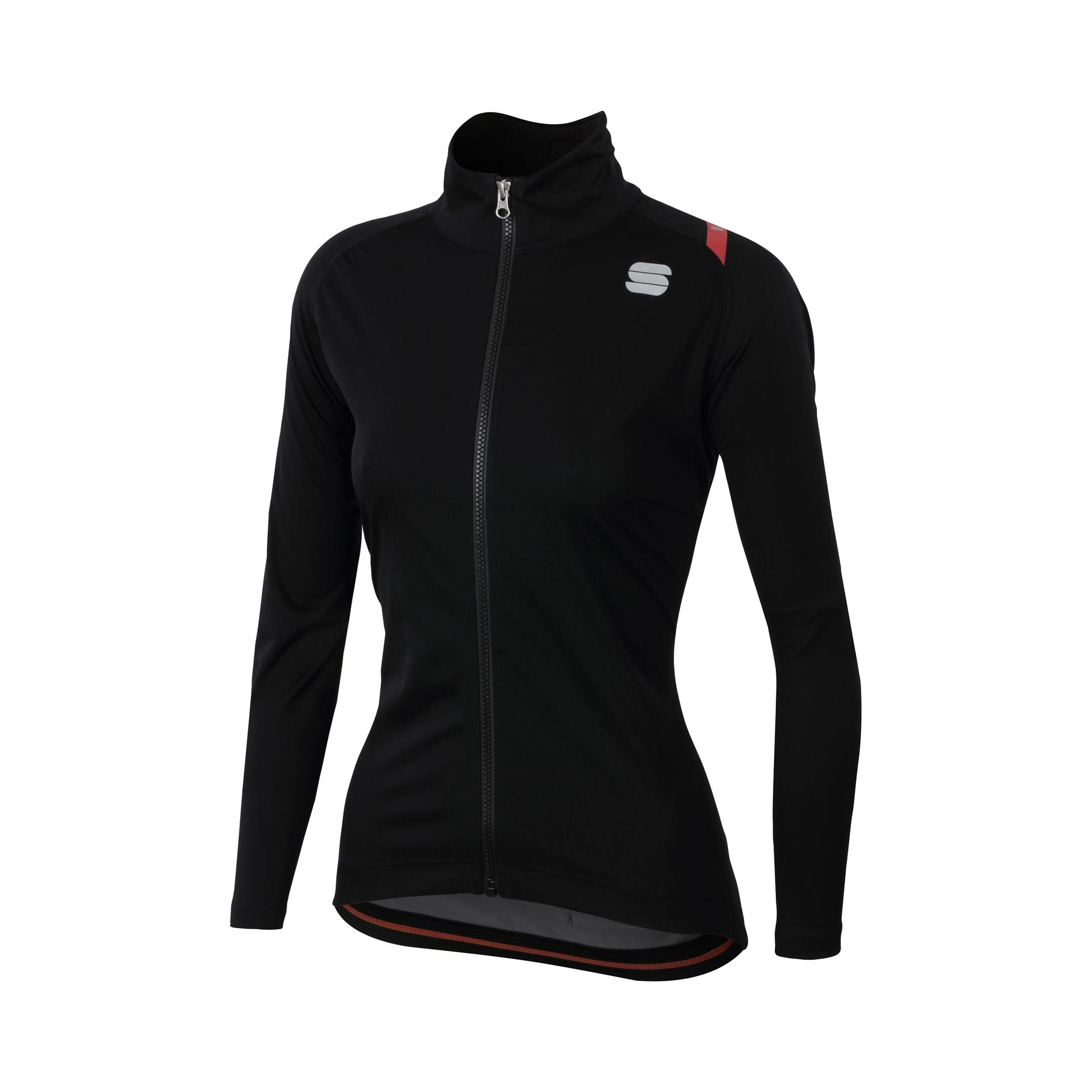 Sportful Fietsjack Dames Zwart / SF Fiandre Ultimate 2 Ws Woman Ja-Black