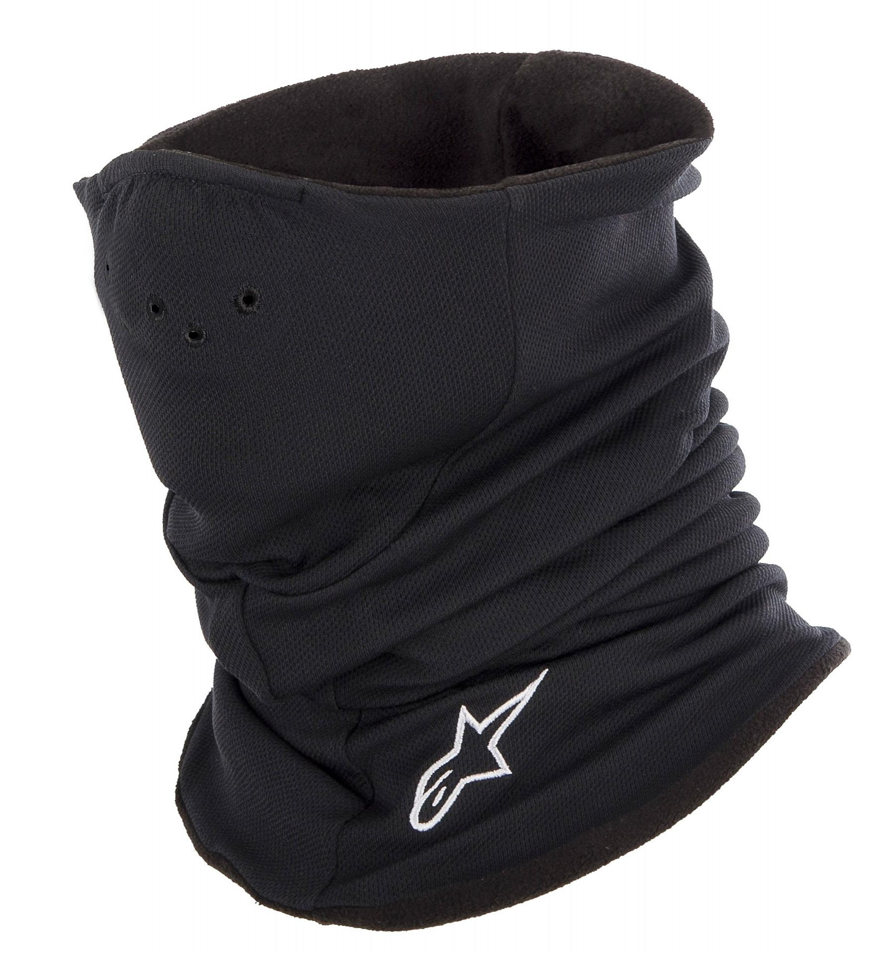 Alpinestars Nekwarmer Zwart  / AL Tech Neck Warmer-Black-OS