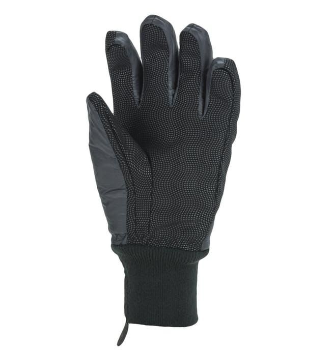 Sealskinz Fietshandschoenen waterdicht voor Heren Zwart  / Waterproof All Weather Lightweight Insulated Glove Black