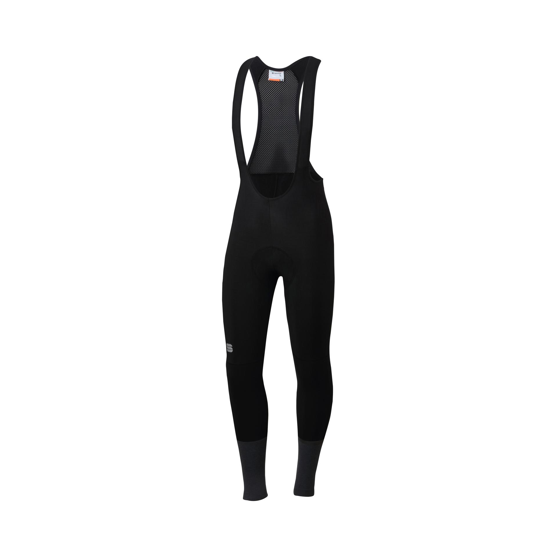 Sportful Fietsbroek lang Heren Zwart Zwart / SF Giara Bibtight-Black/Black