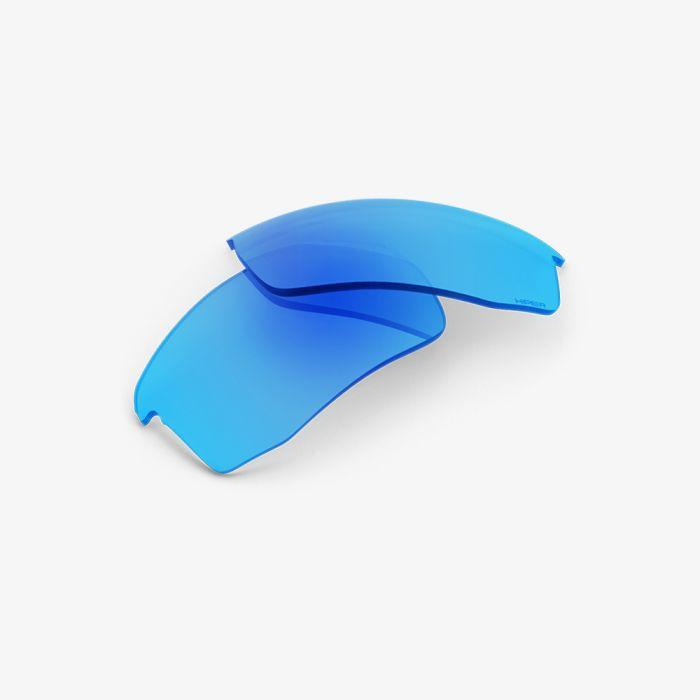 100p Extra zonnebril glas - Sparepart  / Speedcoupe Replacement Lens  Hiper Blue Multilayer Mirror