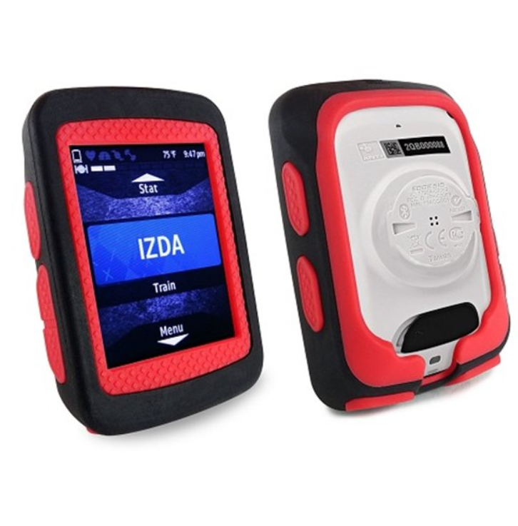 Afbeelding Tuv-Luff Rugged Case Edge 520 Black/Red
