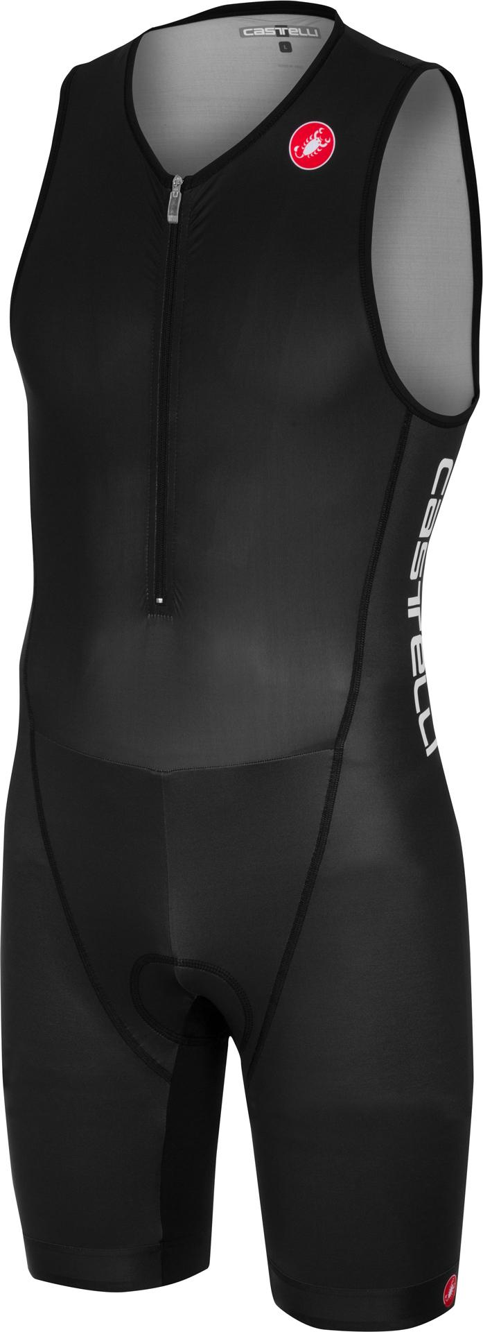 Castelli Triathlon pak Heren Zwart  - CA Core Tri Suit-Black