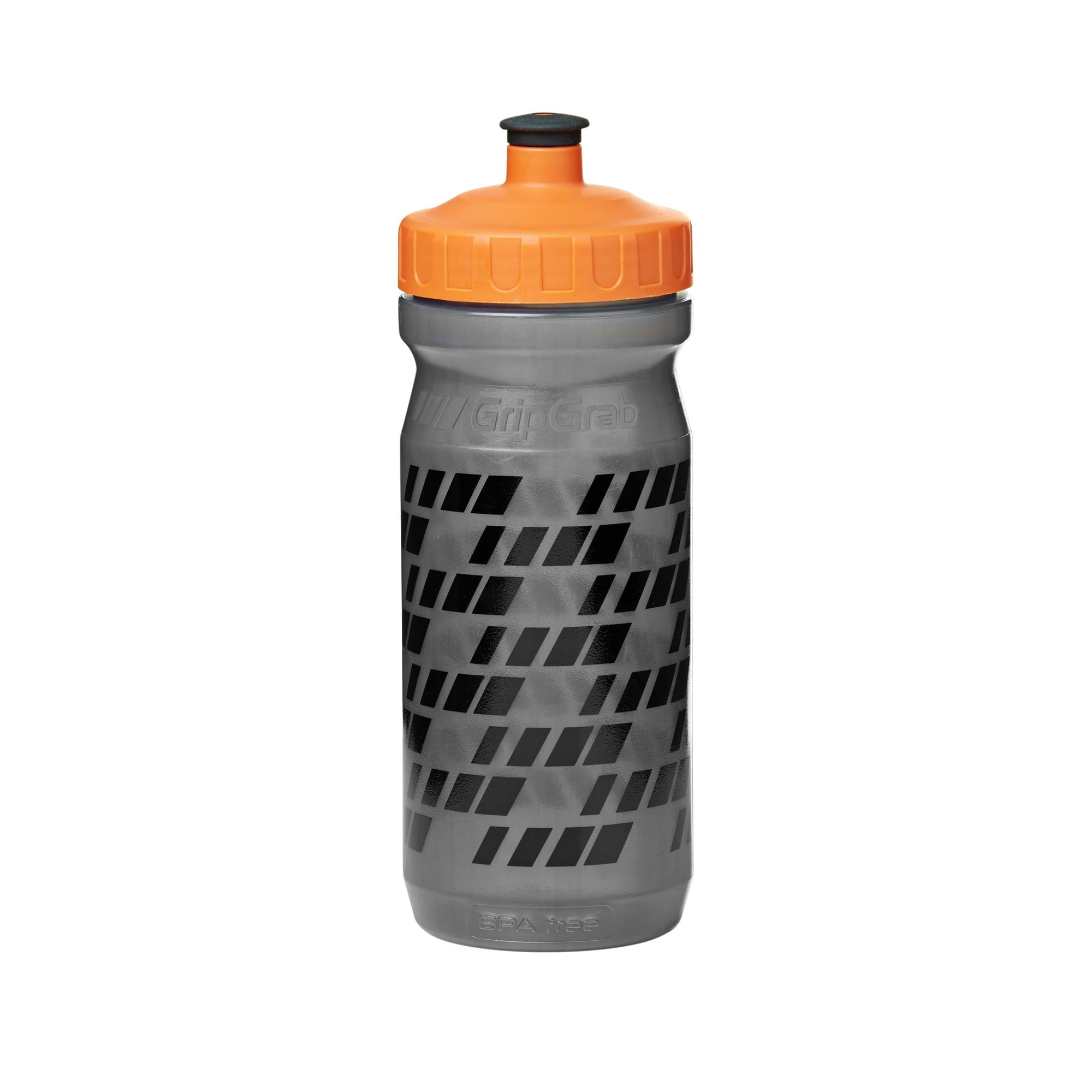 Afbeelding GripGrab Bidon Oranje / 2018 Drinking Bottle Small  600 ml