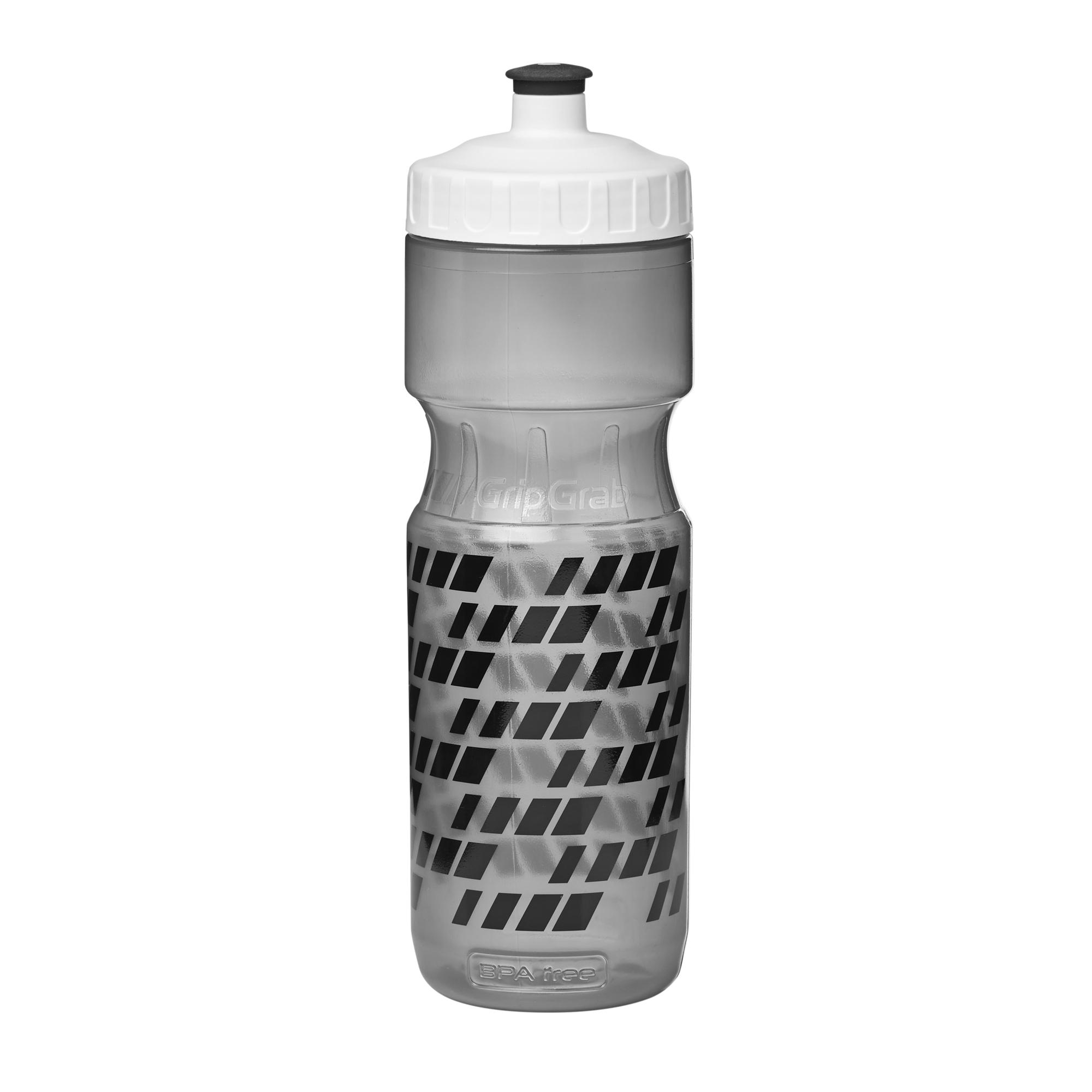 GripGrab Bidon Wit / 2018 Drinking Bottle Large 800 ml