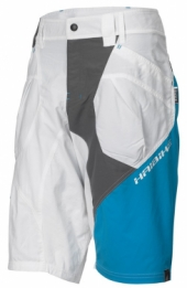 Haibike All Mountain MTB Baggy Shorts wit grijs blauw dames