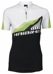 Haibike All Mountain MTB Shirt korte mouwen dames wit zwart