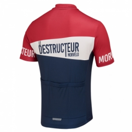 Morvelo Destructeur wielershirt korte mouw