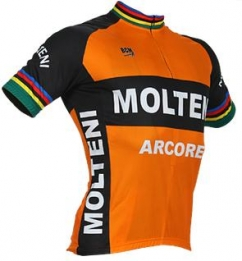 Molteni Arcore retro cycling jersey short sleeve 74e70fec3