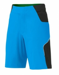 Shimano Explorer Shorts loose fit blauw