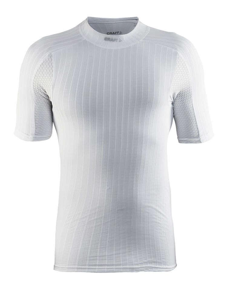 Craft Active Extreme 2.0 CN SS M / Ondershirt korte mouwen thermo Heren wit