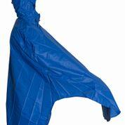 Mac in a Sac Fietsponcho unisex Blauw  / Bicycleponcho blue
