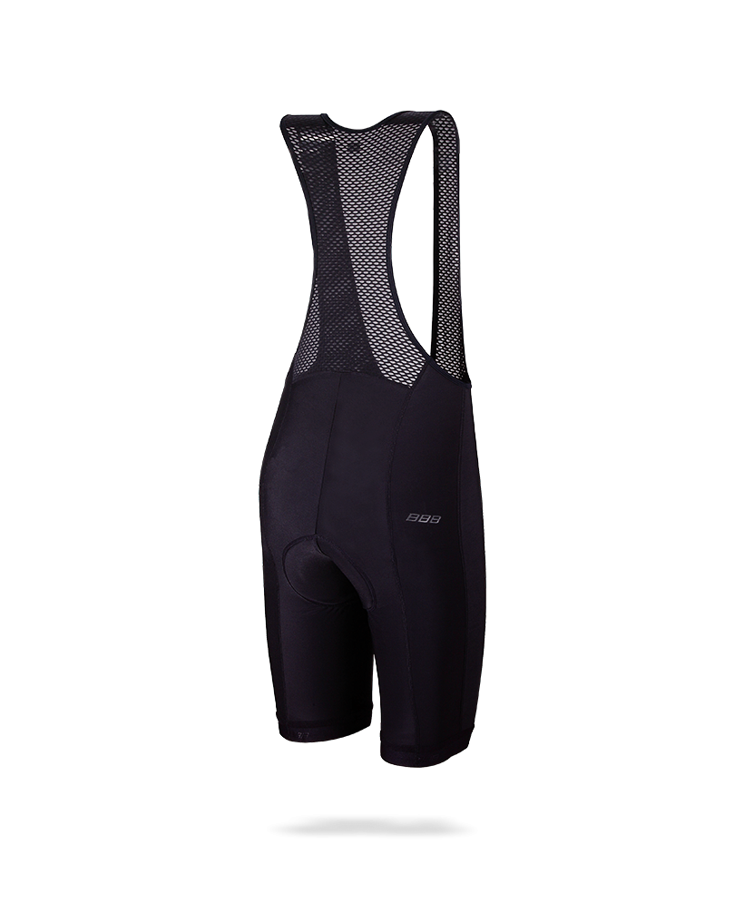 BBB Fietsbroek Heren Zwart  / Powerfit Bib-Short-BBW-213