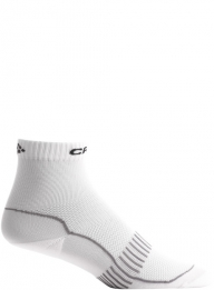 Craft Cool Bike Sock fietssok 2-pack wit