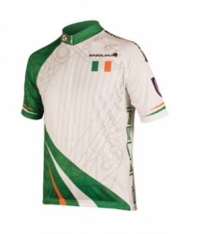 Endura Coolmax printed wielershirt Ierland