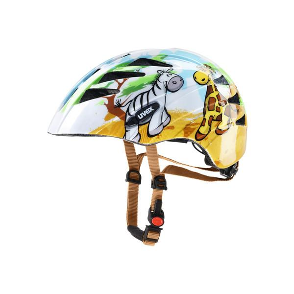 Uvex Fietshelm Urban Groen  Kids - UV Kid 1-Safari (47-52)