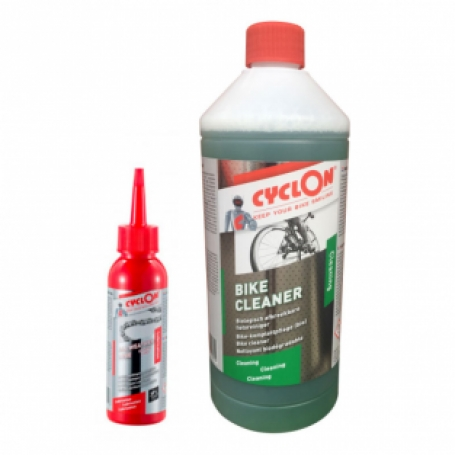 CYCLON ALL WEATHER LUBE + BIKE CLEANER