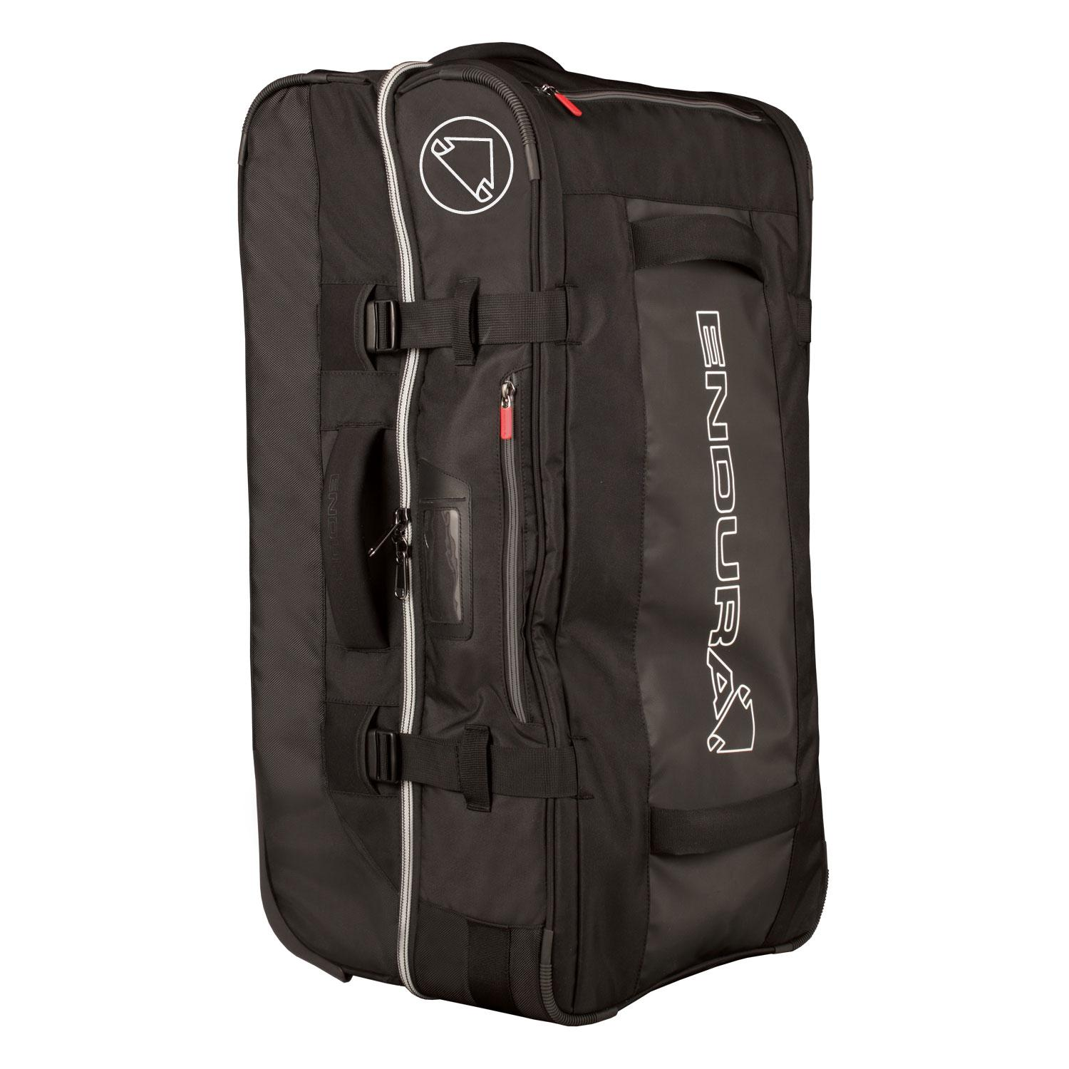 Endura Reistas Unisex Zwart - Roller Kit Bag Black