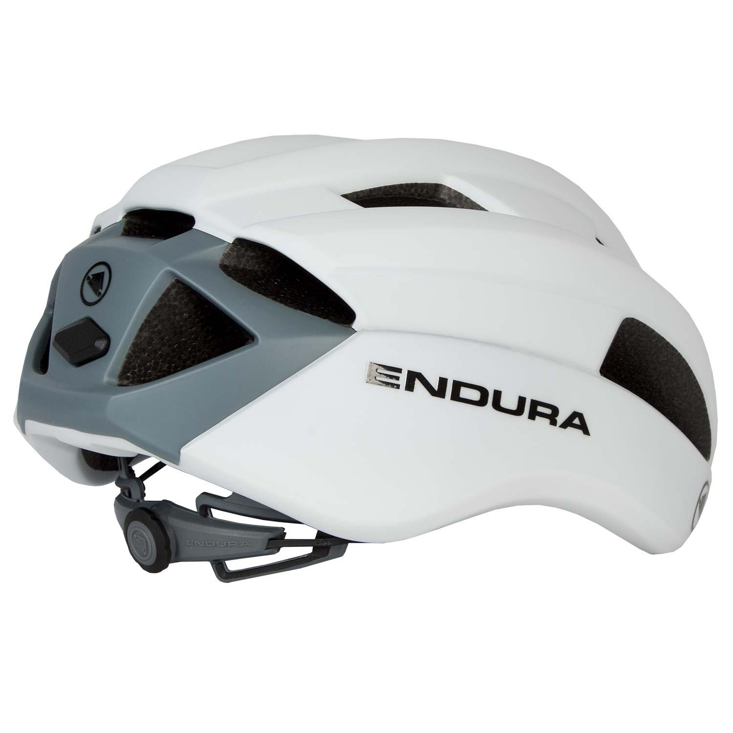 Endura Fietshelm Race Heren Wit / Xtract Helm II: Wit