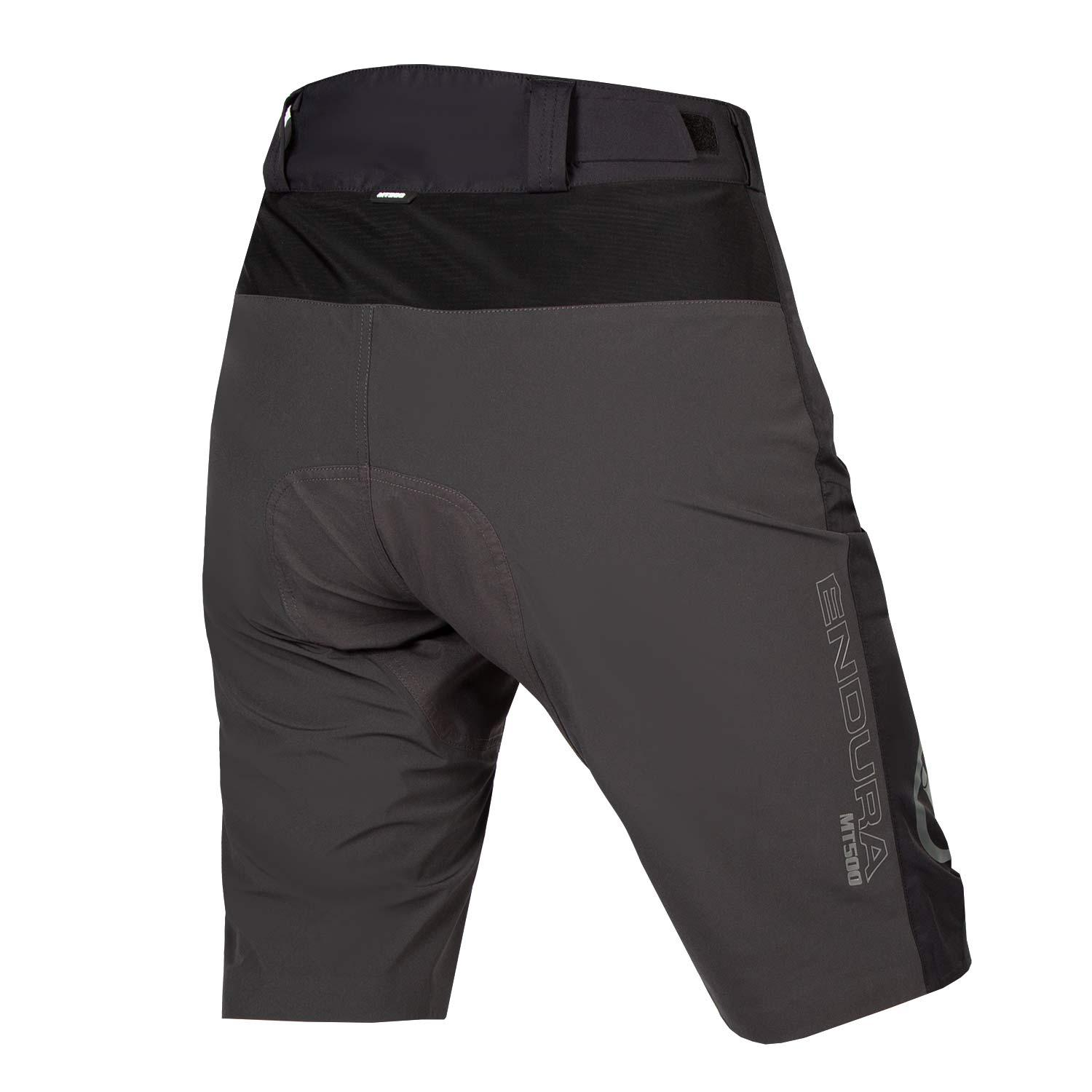 Endura MTB fietsbroek kort waterafstotend Dames Zwart - Women's MT500 Spray Short II Zwart