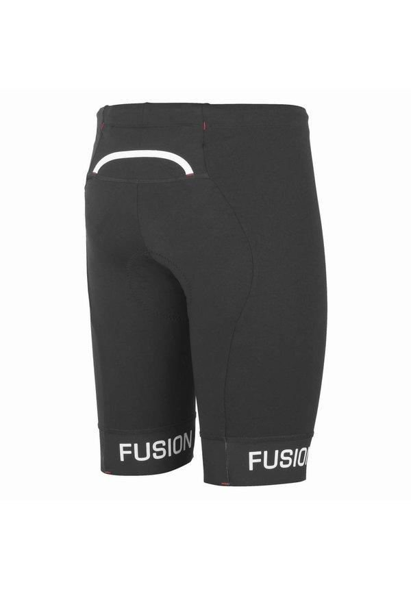 Fusion Triathlon broek zonder bretels Unisex Zwart / C3 MULTISPORT TIGHTS BLACK