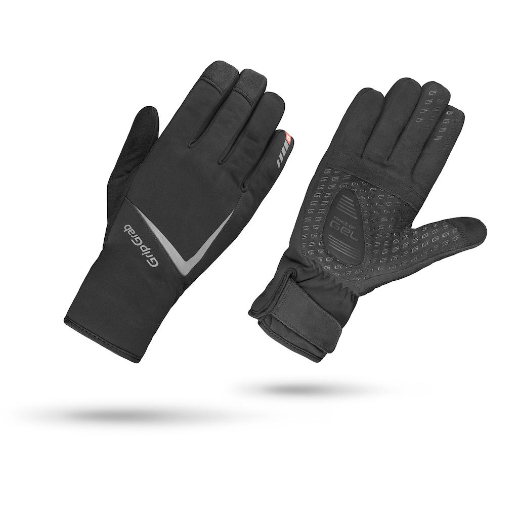 GripGrab Fietshandschoenen winter Zwart  / Optimus Black