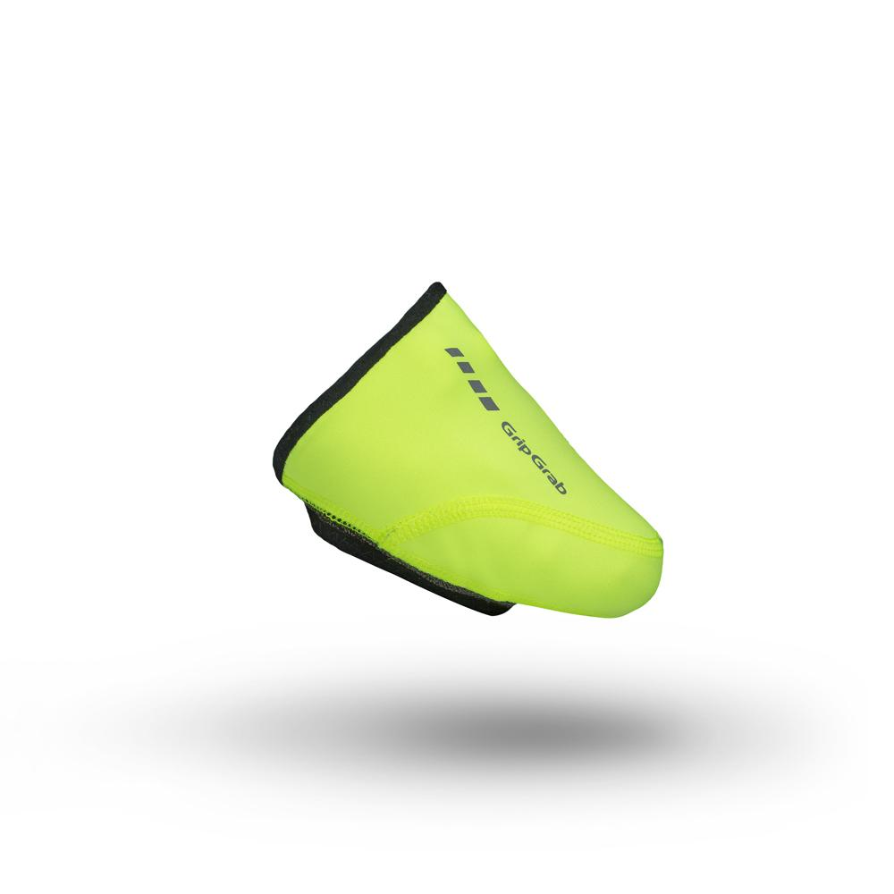 GripGrab Toe cover Hi-vis Fluo  / Toe Cover Hi-Vis Fluo Yellow