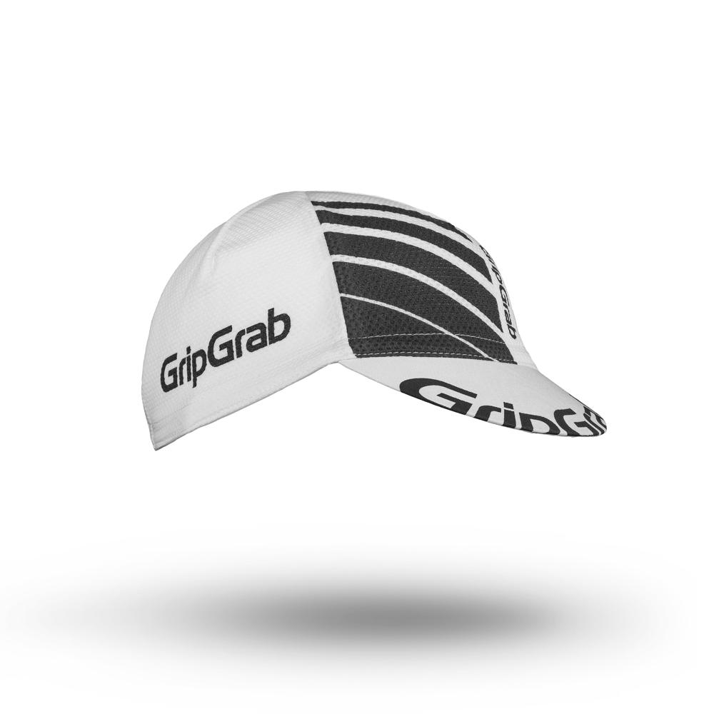 GripGrab Fietspetje dames Wit  / Summer Cycling Cap White