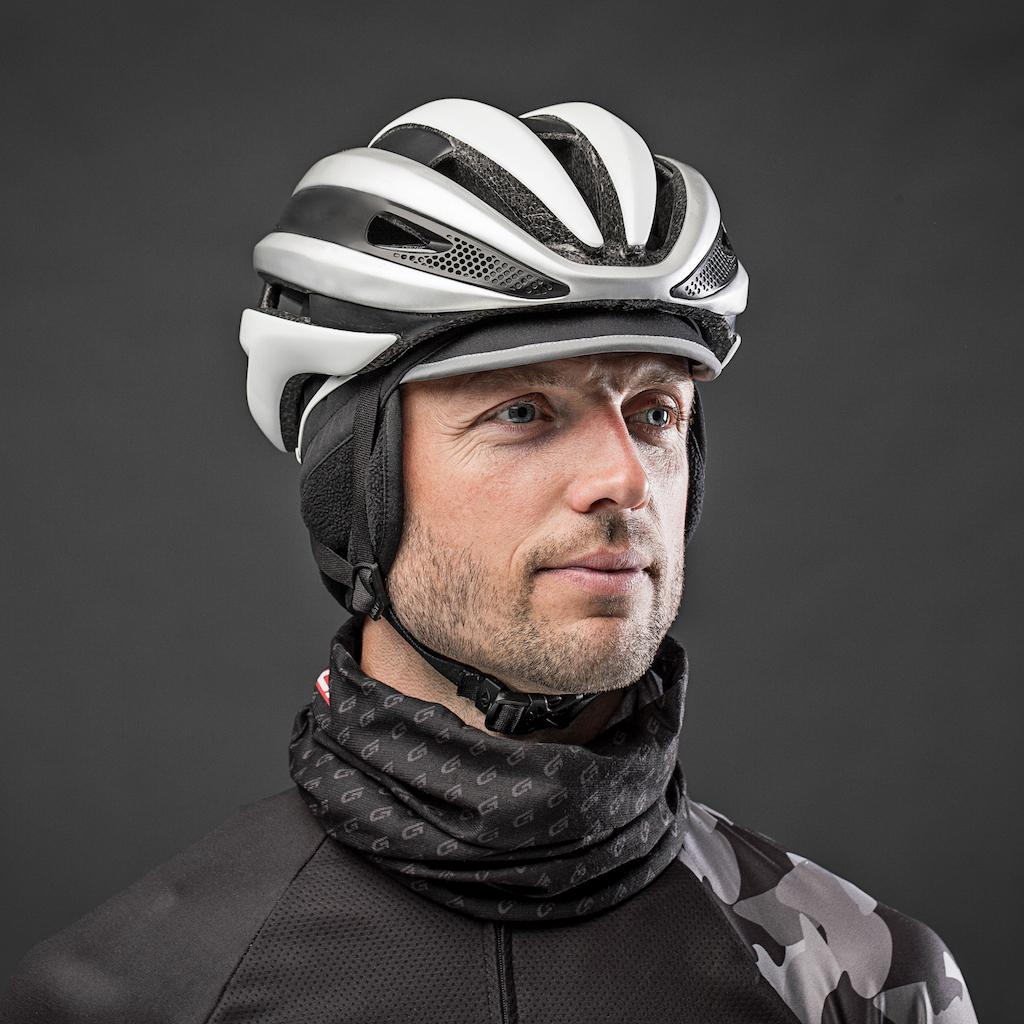GripGrab Fietspet winter Zwart  / Winter Cycling Cap Black