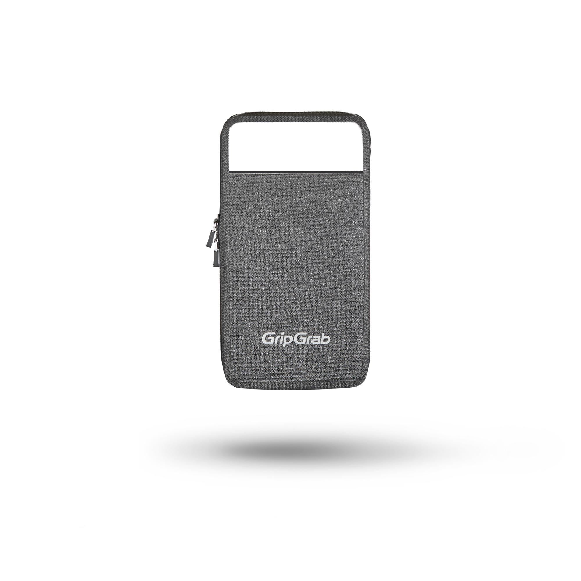 GripGrab Mobiele telefoon beschermer iPhone 6/7/8 Zwart  / Cycling Wallet for iPhone 6/7/8 Black