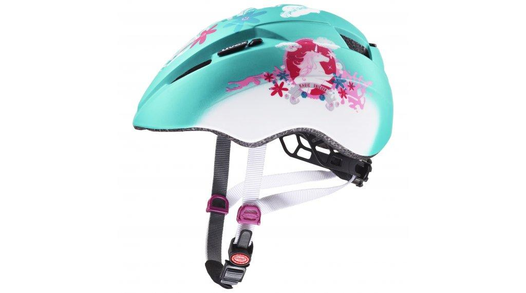 Uvex Fietshelm Urban Mint  Kids - UV Kid 2 cc-Mint Unicorn Mat