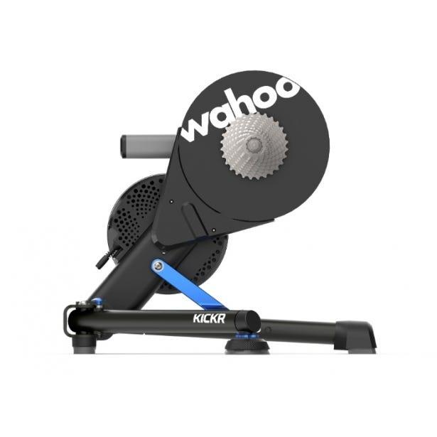 Wahoo Kickr power trainer v5.0 Zwart