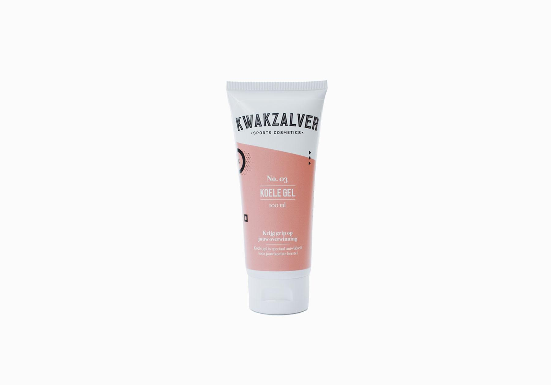 Kwakzalver Koele Gel | Cooling-down Gel