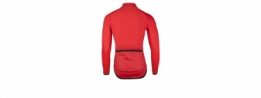| Vermarc Fietsjack winter unisex Rood  / ZERO AQUA Long Sleeves - Red