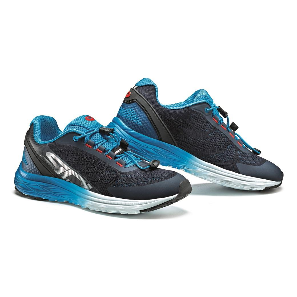 Sidi Casual Sportschoenen Zwart Blauw Heren / Arrow SDS Shoe Black/Blue