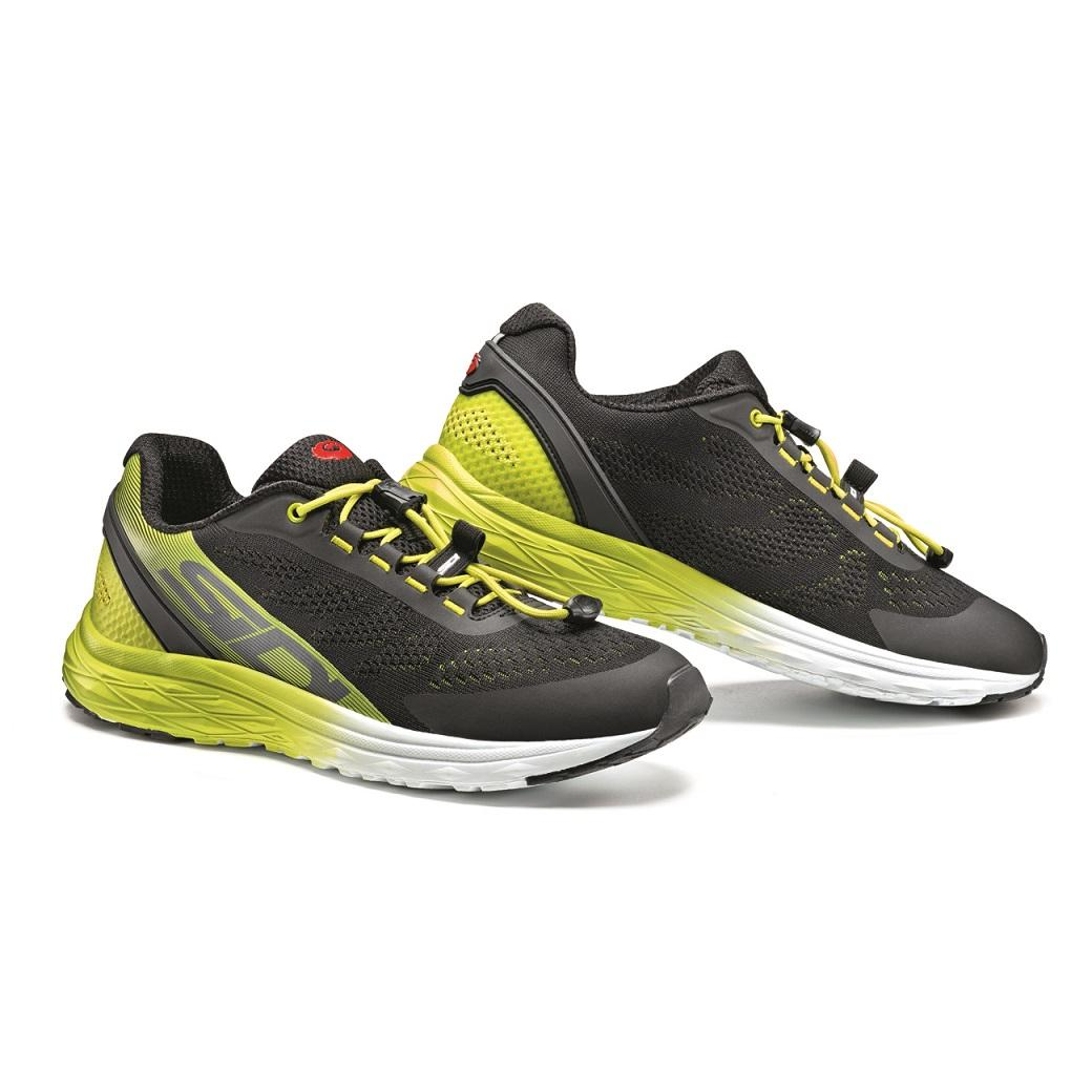 Afbeelding Sidi Casual Sportschoenen Zwart Geel Heren / Arrow SDS Shoe Black/Yellow