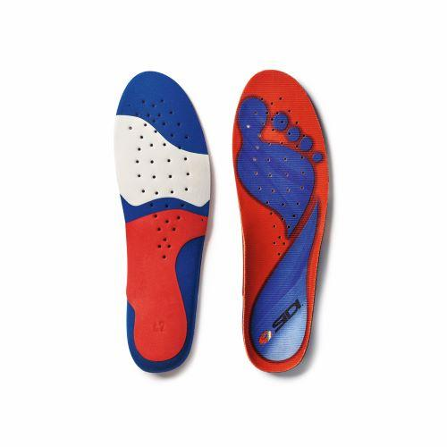Sidi Inlegzool Rood Blauw Unisex / Memory Insole (98) Red/Blue