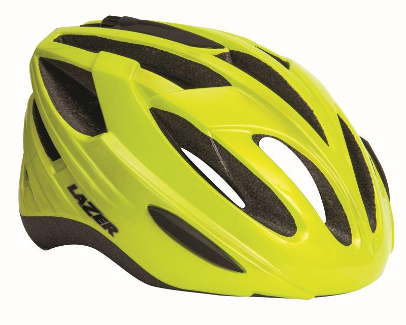 Afbeelding Lazer Neon CE / Fietshelm Race Flash Yellow