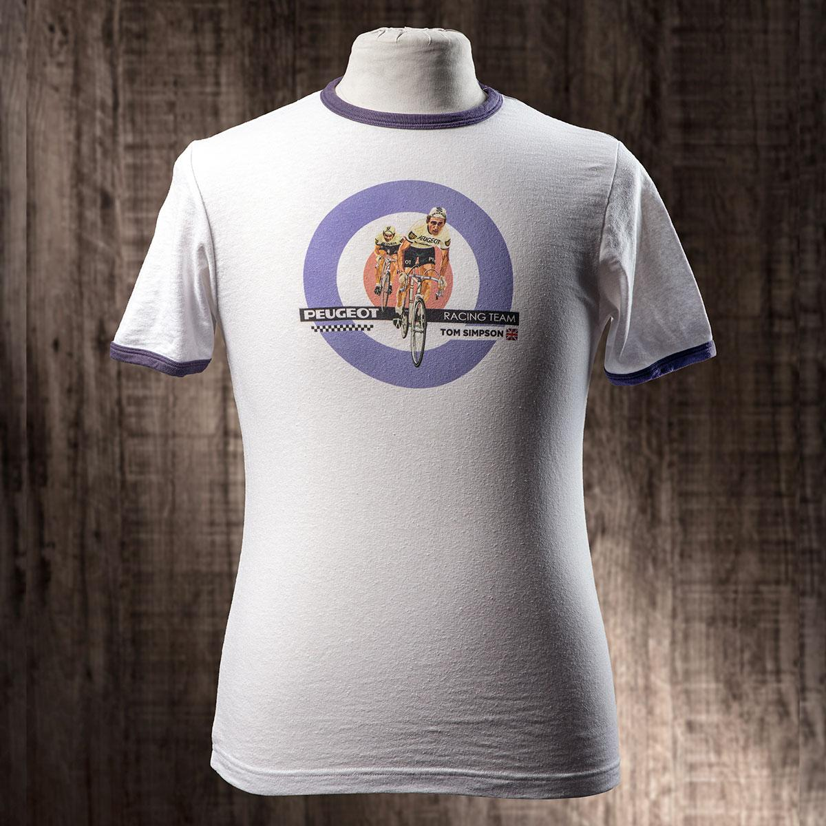 Magliamo T-Shirt - Peugeot Tom Simpson
