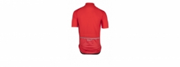 | Vermarc Fietsjack winter unisex Rood  / ZERO AQUA Short Sleeves - Red