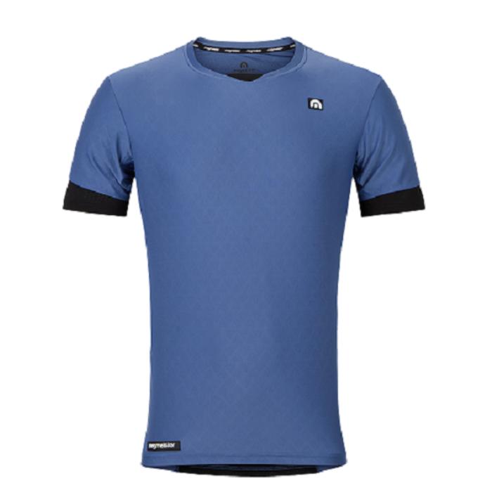 Megmeister Ultrafris Running Shirt Navy
